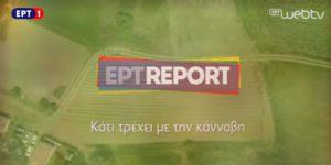 Κάτι Τρέχει Με Την Κάνναβη || ΕΡΤ Report, 23 Mαΐου 2017