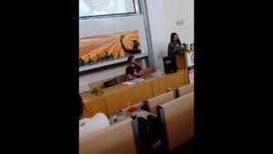 Παρουσίαση στο φόρουμ για την κάνναβη  7 Μαΐου στη Νομική Σχολή Αθηνών