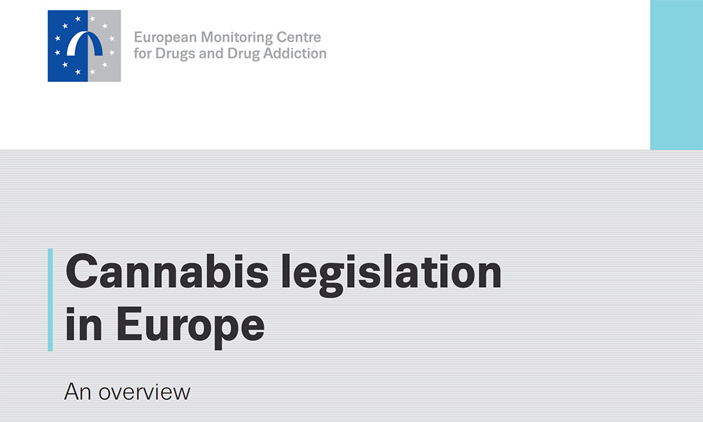 Cannabis law in Europe