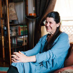 Η «ΜΑΜΑΚΑ» κ. Jackie Poitras συζητά με την Cannaboss