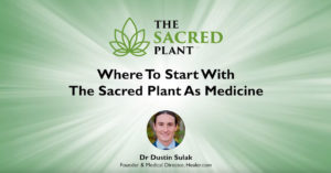 Read more about the article Where to start with The Sacred Plant as Medicine